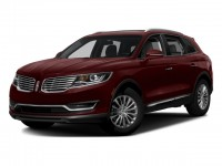 New, 2017 Lincoln MKX Reserve AWD, Gray, L17589-1