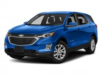 New, 2018 Chevrolet Equinox FWD 4-door LT w/1LT, Blue, 181678-1