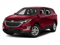 New, 2018 Chevrolet Equinox LT, Red, 18C1294-1