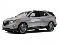 New, 2018 Chevrolet Equinox LT, Gray, 18C682-1