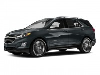 New, 2018 Chevrolet Equinox LT, Gray, 18C551-1