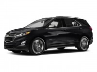 New, 2018 Chevrolet Equinox FWD 4-door LT w/1LT, Black, 181597S-1