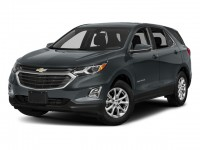 New, 2018 Chevrolet Equinox AWD 4-door LT w/1LT, Black, 181657-1