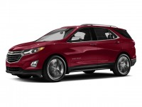 New, 2018 Chevrolet Equinox AWD 4-door LT w/1LT, Red, 181661-1