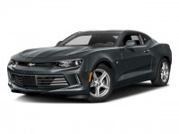 Used, 2017 Chevrolet Camaro 1LS, Black, P16894A-1