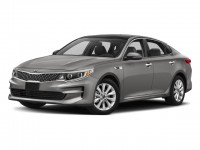 Certified, 2017 Kia Optima EX, Gray, KN2004-1