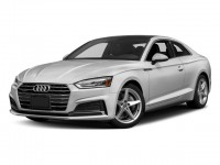 New, 2018 Audi A5 Coupe 2.0 TFSI Premium Plus S tronic, White, A18517-1
