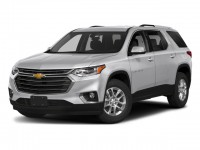 New, 2018 Chevrolet Traverse Premier, Gray, 18C1064-1