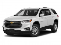 New, 2018 Chevrolet Traverse Premier, White, 18C1063-1