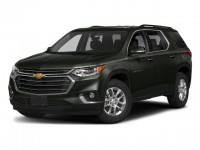 New, 2018 Chevrolet Traverse AWD 4-door LT Leather w/3LT, Gray, 181531-1