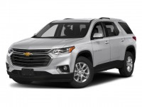 Used, 2018 Chevrolet Traverse LT Cloth, Gray, 21C78A-1
