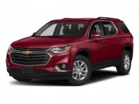 New, 2018 Chevrolet Traverse RS, Red, 18C443-1