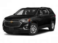 New, 2018 Chevrolet Traverse LT Cloth, Black, 18C717-1