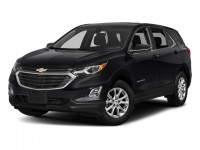 New, 2018 Chevrolet Equinox FWD 4-door LT w/2LT, Black, 181616-1
