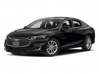 New, 2018 Chevrolet Malibu LT, Black, 18C656-1
