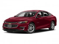 New, 2018 Chevrolet Malibu LT, Red, 18C653-1