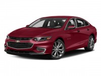 New, 2018 Chevrolet Malibu 4-door Sedan Premier w/2LZ, Red, G0865-1