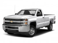New, 2018 Chevrolet Silverado 2500HD Work Truck, White, 18C521-1