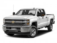 New, 2018 Chevrolet Silverado 2500HD Work Truck, White, 18C968-1