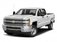 New, 2018 Chevrolet Silverado 2500HD Work Truck, White, 18C1117-1