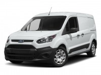 New, 2018 Ford Transit Connect Van XLT LWB w/Rear Symmetrical Doors, White, F18334-1
