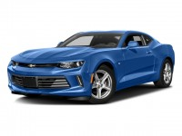 New, 2018 Chevrolet Camaro 2-door Cpe LT w/1LT, Blue, 181510-1