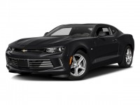 New, 2018 Chevrolet Camaro 2-door Cpe LT w/1LT, Black, 181553-1