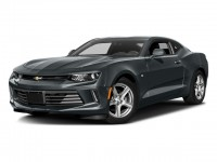 New, 2018 Chevrolet Camaro 2-door Cpe LT w/1LT, Black, 181555-1