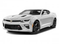 New, 2018 Chevrolet Camaro 2-door Cpe SS w/1SS, White, 181509-1