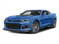 New, 2018 Chevrolet Camaro ZL1, Blue, 18C827-1