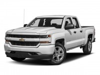 Used, 2018 Chevrolet Silverado 1500 Custom, Black, GN4728-1