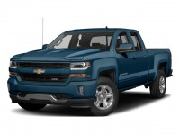 "New, 2018 Chevrolet Silverado 1500 4WD Double Cab 143.5"" LT w/1LT, Blue, 181587-1"