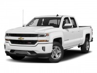 Used, 2018 Chevrolet Silverado 1500 LT, Blue, GP4716-1