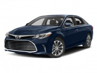 New, 2018 Toyota Avalon Touring, Black, 00290082-1