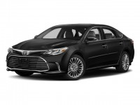 New, 2018 Toyota Avalon Limited, Black, 18884-1
