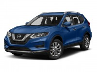 New, 2018 Nissan Rogue AWD S, Blue, N180215-1