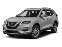 New, 2018 Nissan Rogue AWD SV, Silver, N180220-1
