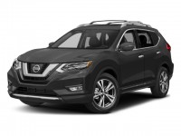 New, 2018 Nissan Rogue AWD SL, Gray, N180195-1