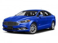 New, 2018 Ford Fusion Energi SE FWD, Blue, F18429-1