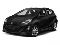 New, 2018 Toyota Prius c Two, Black, 181157-1