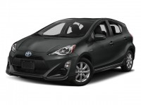 New, 2018 Toyota Prius c Two, Gray, 18507-1