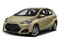 New, 2018 Toyota Prius c Two, Tan, 18470-1