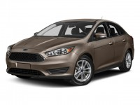 New, 2018 Ford Focus S, Gray, B10963-1