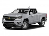 "New, 2018 Chevrolet Colorado 4WD Ext Cab 128.3"" LT, Silver, 181563-1"