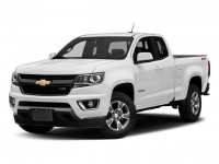 New, 2018 Chevrolet Colorado 4WD Z71, White, 18C1128-1