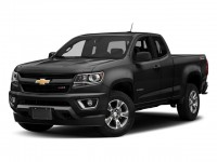 "New, 2018 Chevrolet Colorado 4WD Ext Cab 128.3"" Z71, Black, 181578-1"