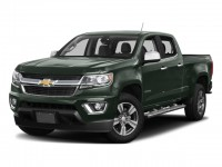 "New, 2018 Chevrolet Colorado 4WD Crew Cab 128.3"" LT, Green, 181614-1"