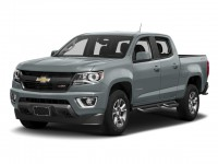 "New, 2018 Chevrolet Colorado 4WD Crew Cab 128.3"" Z71, Silver, 181615-1"
