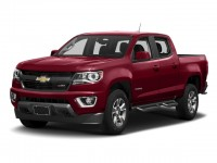 New, 2018 Chevrolet Colorado 4WD Z71, Red, 18C235-1