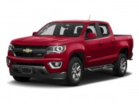 New, 2018 Chevrolet Colorado 4WD Z71, Red, 18C1131-1